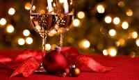 Pranzo di Natale Ristorante in centro a Siena Foto