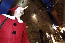 Il palazzo di Babbo Natale a Siena 2017 Foto