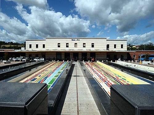 stazione treni Siena